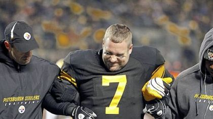 Quarterback Ben Roethlisberger could return Sunday against Cleveland after missing last game with a high ankle sprain, which he suffered against the Browns.