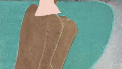 "The Westmoreland Museum of American Art: Milton Avery's ""March on the Beach"" in ""The Tides of Provincetown."""