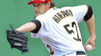 Next up for the Pirates: Closer Joel Hanrahan is one of eight players eligible for arbitration.