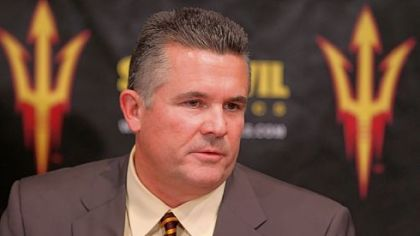 Todd Graham: Strategically placed pitchforks?