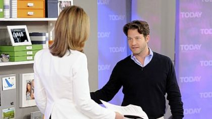 Nate Berkus talks to Savannah Guthrie.