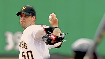Charlie Morton says he'll be ready by opening day, but that forecast is far from guaranteed.