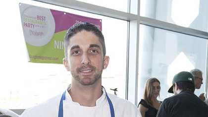 Dave Racicot, owner and executive chef, Notion in Oakmont.