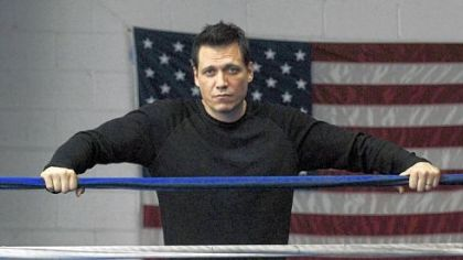 "Holt McCallany stars as a one-time champion boxer now struggling to support his family in the new FX series ""Lights Out,"" premiering Tuesday."