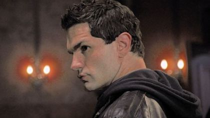 "Sam Witwer stars as as Aidan in ""Being Human."""