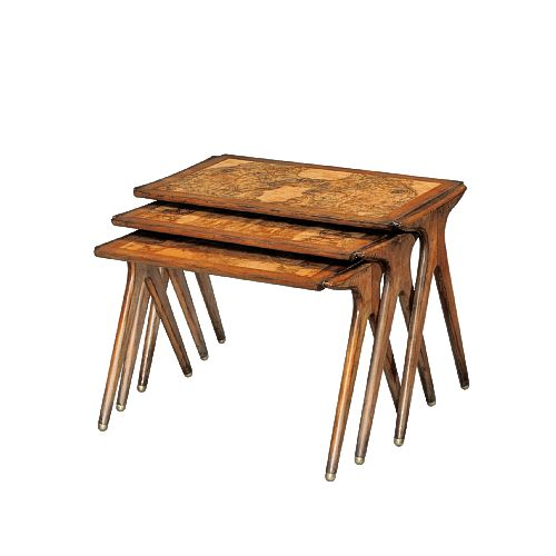 Stepping Out Nesting Tables | Keno Bros Brothers Way Cool Furniture |  Pinterest | Bros Brothers