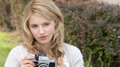 Dianna Agron plays Sarah in &quot;I Am Number Four.&quot;