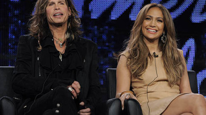 "Steven Tyler and Jennifer Lopez made their debuts this week as new judges on the Fox series ""American Idol."""
