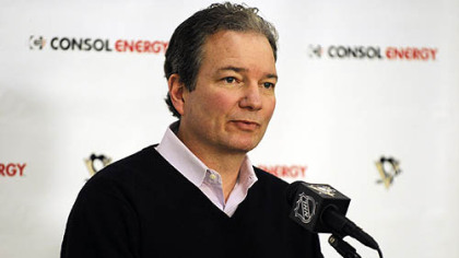 Penguins general manager Ray Shero on head shots: &quot;I wouldn&#039;t want to see my son hit that way, and I don&#039;t think that hit should be in the game.&quot;