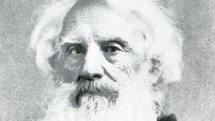 Samuel F.B. Morse.
