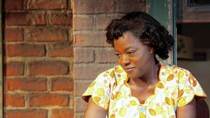 "Viola Davis in ""Fences."""