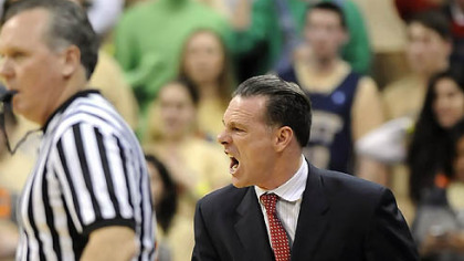 Pitt head coach Jamie Dixon: &quot;A lot of teams would like to be in our position.&quot;