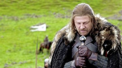 Sean Bean, an actor in his &#039;50s portrays a character in his &#039;30s in &quot;Game of Thrones.&quot;