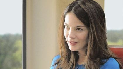 "Michelle Monaghan stars in ""Source Code."""