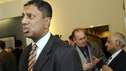 Mt. Lebanon commissioner D. Raja talks about his candidacy for Allegheny County executive.