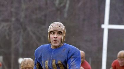 George Clooney as Bulldogs team captain Dodge Connolly in &quot;Leatherheads.&quot;