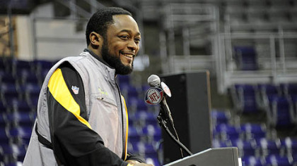 "Steelers coach Mike Tomlin: ""The better we do at making the irregular regular, I think is going to increase our chances of winning."""