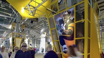 It has been nearly 10 years since Heinz Field and The Great Hall opened.