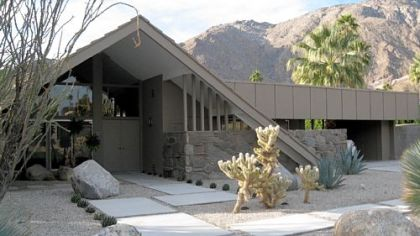 In Palm Springs, a home built in the 1940s-1960s for about $20,000, today can sell for $600,000 and more.