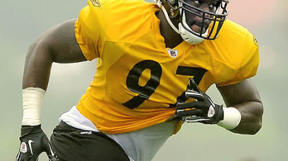 The Steelers drafted linebacker Jason Worilds in the second round of the 2010 draft.