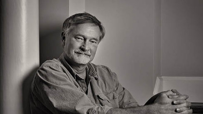 "Erik Larson -- ""Technically speaking, I'm a failed novelist."""