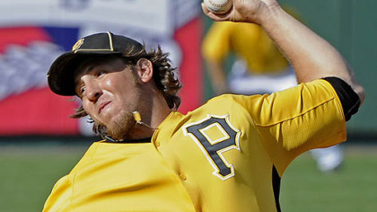 New Pirates reliever Daniel Moskos was their first-round pick in 2007.