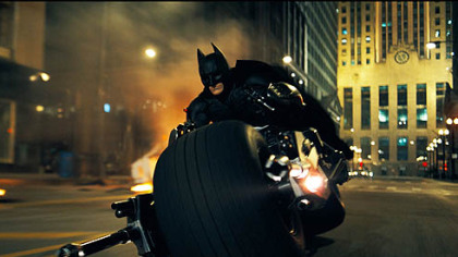 "Christian Bale returns as Batman in director Christopher Nolan's ""The Dark Knight Rises,"" to be filmed in Pittsburgh this summer."