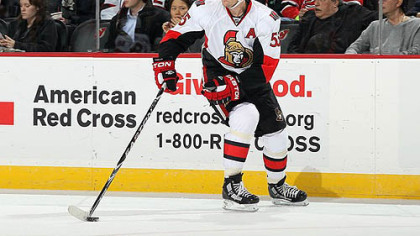 Senators defenseman Sergei Gonchar has 27 points this season.