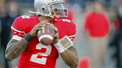 Former Ohio State quarterback Terrelle Pryor is not yet eligible for the NFL supplemental draft.