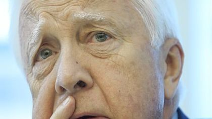 "David McCullough -- ""There was no self-pity or regret in any of these accounts of Americans who went to Paris in the 19th century like there was from 1920s."""