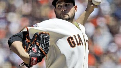 San Francisco Giants starter Jonathan Sanchez walked four Pirates at AT&T Park Wednesday. All four eventually scored.