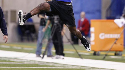The Steelers drafted cornerback Cortez Allen The Citadel in the fourth round.