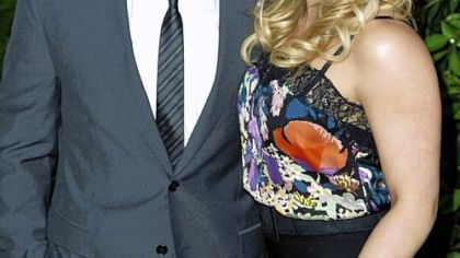Hilary Duff and her hockey husband, Mike Comrie, are expecting their