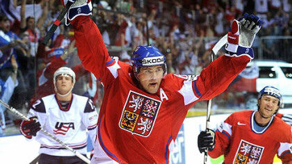 Former Penguins captain Jaromir Jagr has not played in the NHL since 2008.