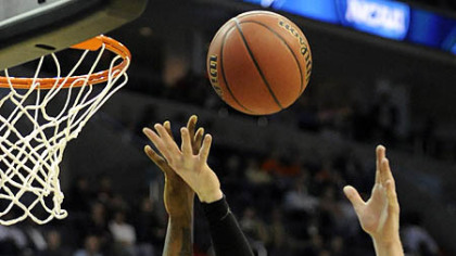 Butler's Matt Howard reaches for a rebound against Old Dominion's Frank Hassell during Thursday's NCAA tournament game at the Verizon Center in Washington.