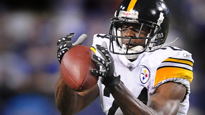 Steelers cornerback Ike Taylor is an unrestricted free agent.