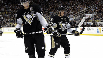 While on long-term injured reserve, forward Sidney Crosby and Evgeni Malkin do not count against the Penguins&#039; salary cap.