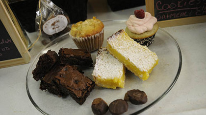 A selection of new pastries available at Mediterra Bakehouse in Robinson.