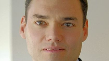 Political scientist and journalist Peter Beinart.