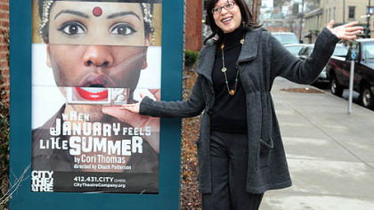"Playwright Cori Thomas' ""When January Feels Like Summer"" has won the 2011 M. Elizabeth Osborn New Play Award. It premiered at City Theatre on the South Side in March 2010."