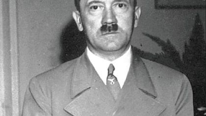 Adolf Hitler in 1938.
