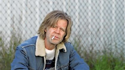 "William H. Macy as Frank Gallagher in Showtime's ""Shameless""