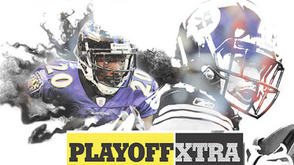 Cover Story: Tomorrow&#039;s AFC Divisional Round clash between Pittsburgh and Baltimore will showcase powerhouse safeties Troy Polamalu and Ed Reed.