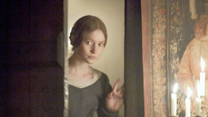 Mia Wasikowska stars in &quot;Jane Eyre.&quot;
