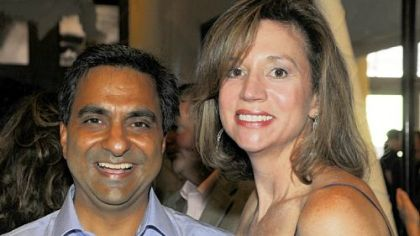Anuj Dhanda and Anne Nemer.