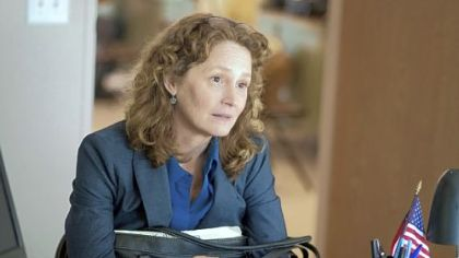 "Melissa Leo plays Toni, who is dealing with the aftermath of  her husband's suicide in the second season of ""Treme."""