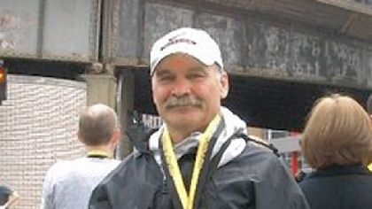 Donald Toy is among the 12 who have run in all 21 Pittsburgh Marathons.