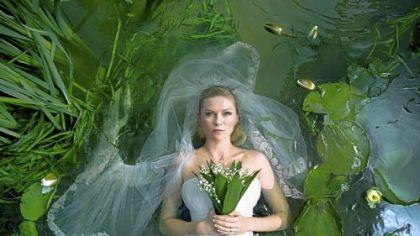 Kirsten Dunst gives a stunning performance in &quot;Melancholia.&quot;