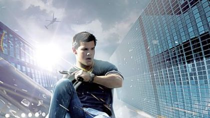 Taylor Lautner stars in 'Abduction.'