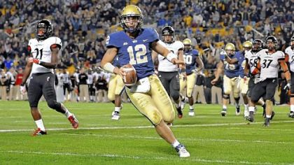 Tino Sunseri and Pitt could still get to a bowl with two wins in their last three games.